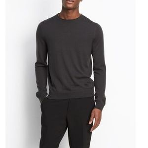Vince Featherweight Wool Cashmere Crew Sweater